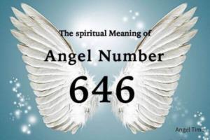646のエンジェルナンバー数字の意味・恋愛『家族やパートナーと向き合い、ポジティブなアファメーション...