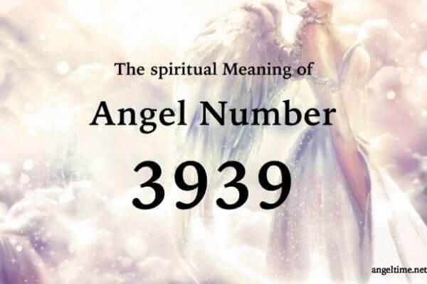 エンジェルナンバー3939の数字の意味『天使や高次元な存在によってサポートされています』