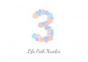 カバラ数秘術で占う誕生数「3」の性格の特徴と運気を上げるポイント