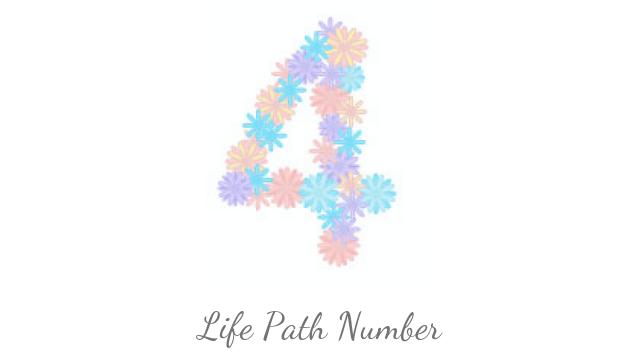カバラ数秘術で占う誕生数「4」の性格の特徴と運気を上げるポイント