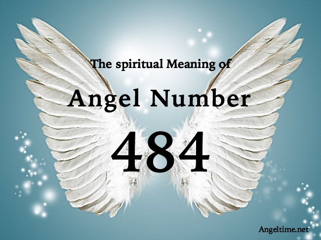 エンジェルナンバー484の数字の意味