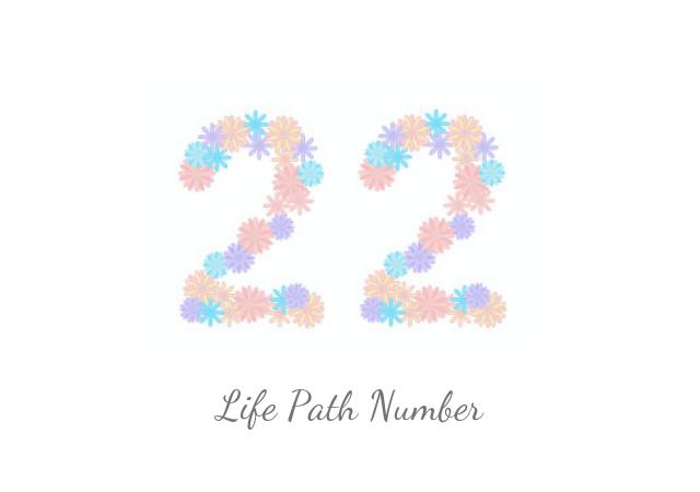 カバラ数秘術 誕生数22の性格の特徴や運気アップのポイント