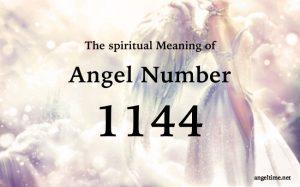 エンジェルナンバー1144の数字の意味