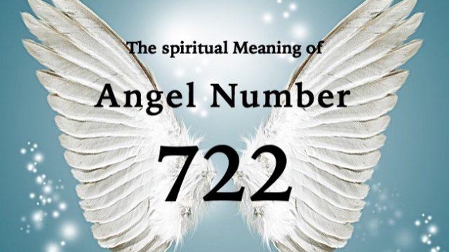 エンジェルナンバー722の意味
