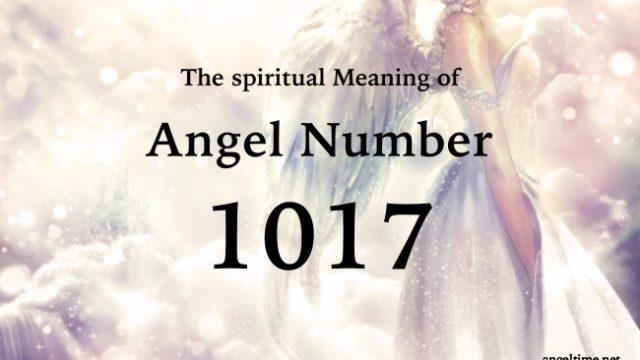 エンジェルナンバー1017の数字の意味
