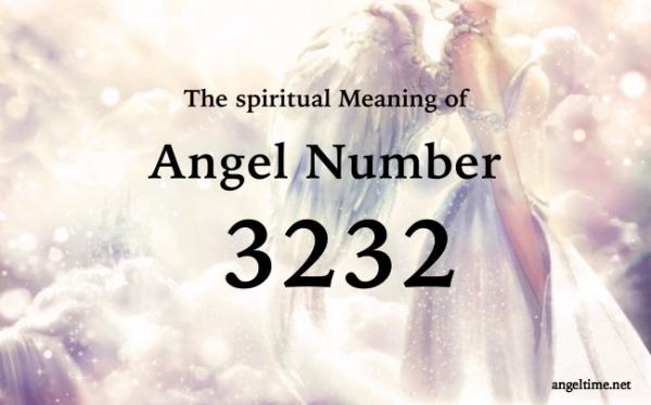 エンジェルナンバー3232の数字の意味