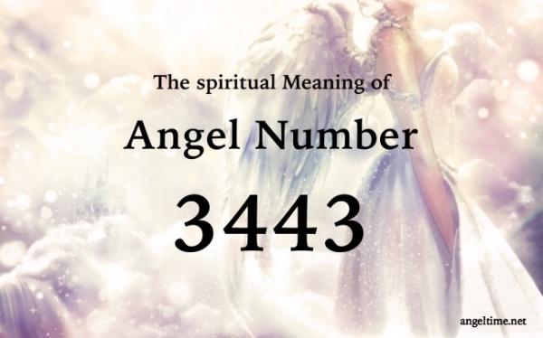エンジェルナンバー3443の数秘の意味