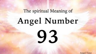 エンジェルナンバー93の数字の意味