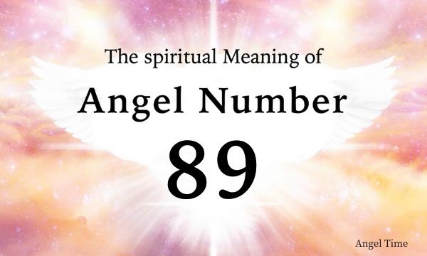 エンジェルナンバー89の数字の意味