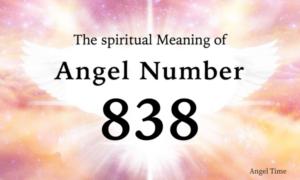 838のエンジェルナンバー数字の意味・恋愛『天使たちがあなたの行動にはすべて結果が伴うということを伝...