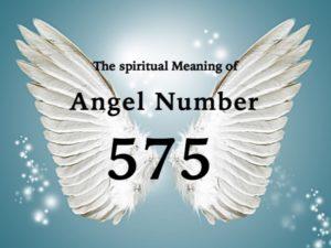 エンジェルナンバー575の数字の意味『天使たちが、あなたの人生にもうすぐ重大な変化が起こることを伝え...