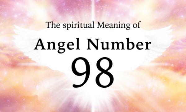 エンジェルナンバー98の数字の意味