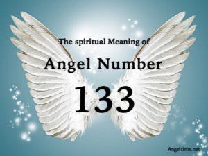 エンジェルナンバー133の数字の意味『恐れや不安は手放して変化と癒しを求めましょう』