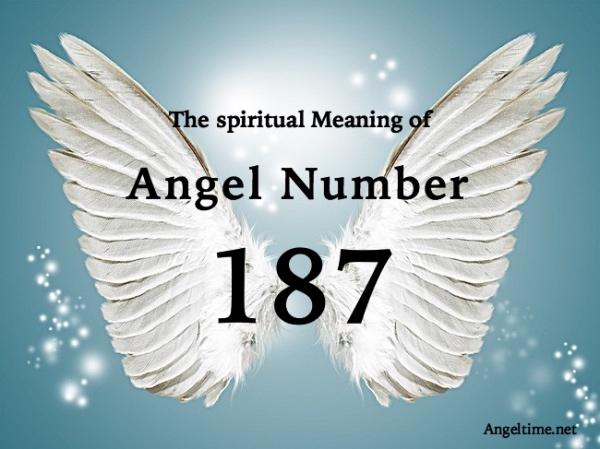 エンジェルナンバー187の数字の意味