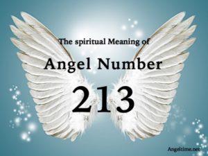 エンジェルナンバー213の数字の意味