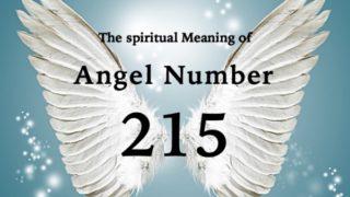 エンジェルナンバー215の数字の意味