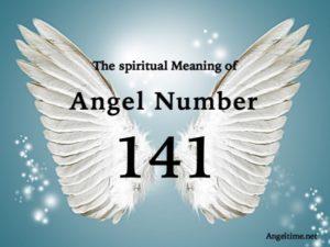 エンジェルナンバー141の数字の意味『あなたの過去の努力がそれ相応の結果をもたらす』