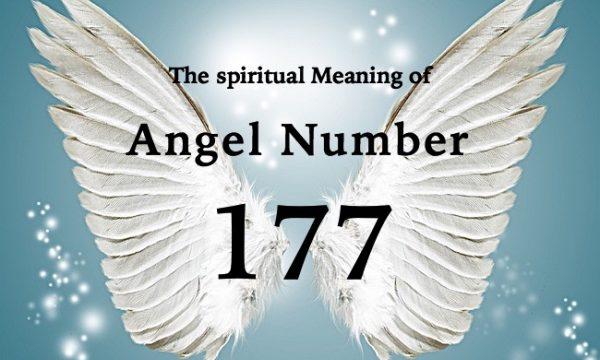 エンジェルナンバー177の数字の意味