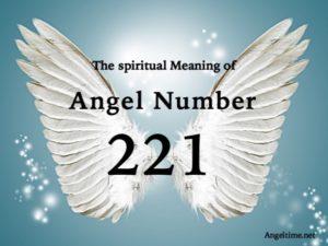 エンジェルナンバー221の数字の意味『現在の状況や問題に関してポジティブな見通しを保ちましょう』