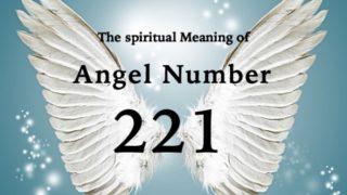 エンジェルナンバー221の数字の意味