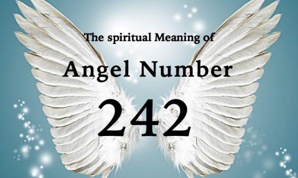 エンジェルナンバー242の数字の意味