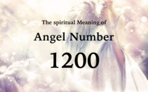 エンジェルナンバー1200の数字の意味