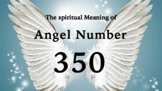 エンジェルナンバー350の数字の意味