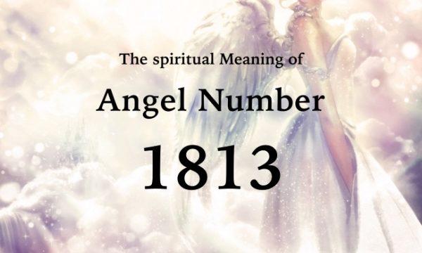 エンジェルナンバー1813の数字の意味