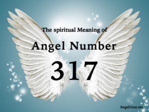 エンジェルナンバー317の数字の意味