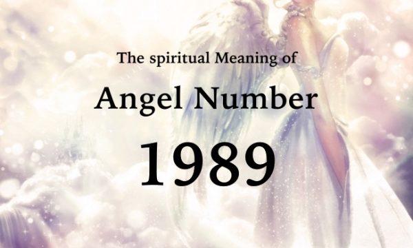 エンジェルナンバー1989の数字の意味