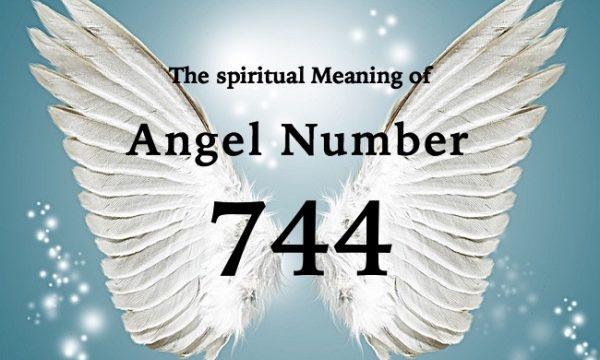 エンジェルナンバー744の数字の意味