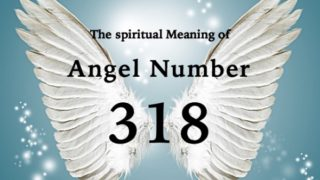 エンジェルナンバー318の数字の意味