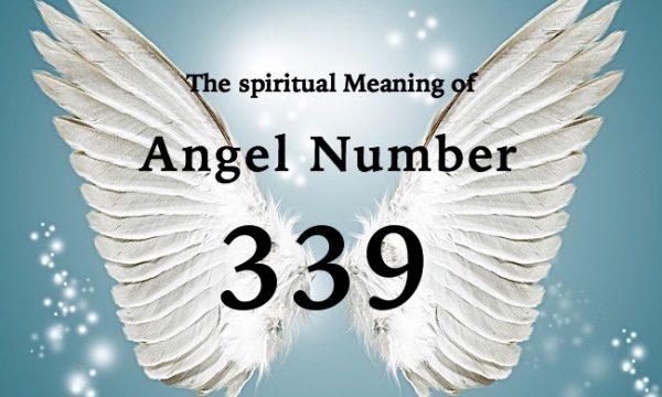 エンジェルナンバー339の数字の意味