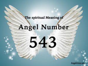 エンジェルナンバー543の数字の意味