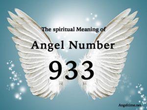 エンジェルナンバー933の数字の意味