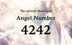 エンジェルナンバー4242の数字の意味