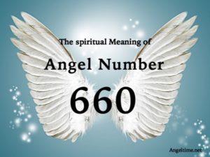 エンジェルナンバー660の数字の意味
