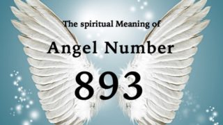 エンジェルナンバー893の数字の意味