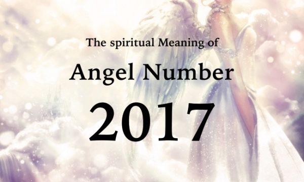 エンジェルナンバー2017の数字の意味