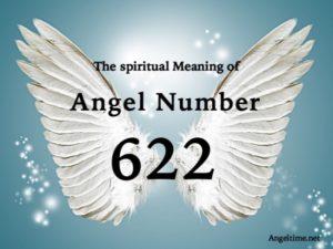 エンジェルナンバー622の数字の意味