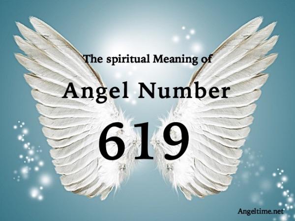 エンジェルナンバー619の数字の意味
