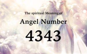 エンジェルナンバー4343の数字の意味