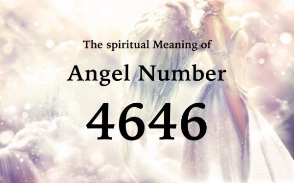 エンジェルナンバー4646の数字の意味