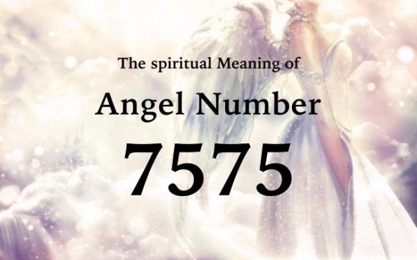 エンジェルナンバー7575の数字の意味