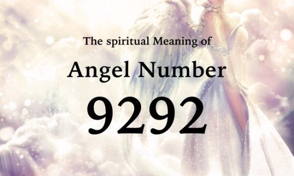 エンジェルナンバー9292の数字の意味
