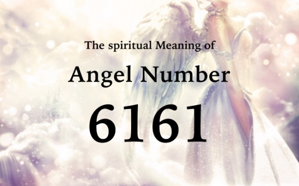エンジェルナンバー6161の数字の意味