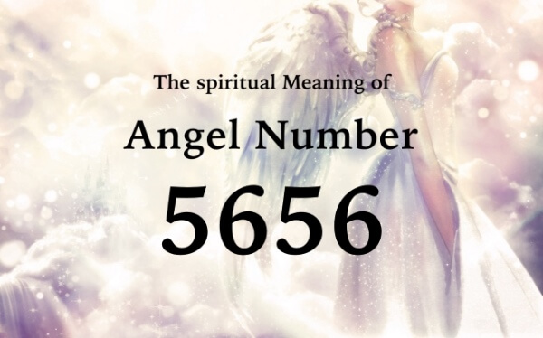 エンジェルナンバー5656の数字の意味