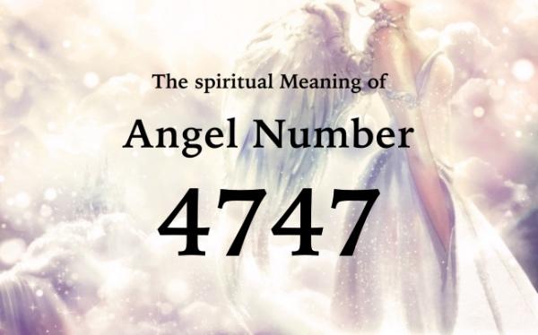 エンジェルナンバー4747の数字の意味