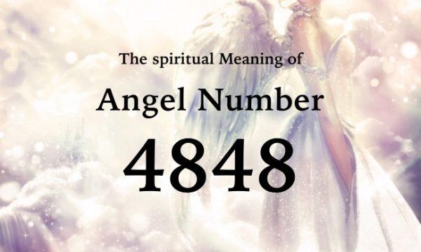 エンジェルナンバー4848の数字の意味