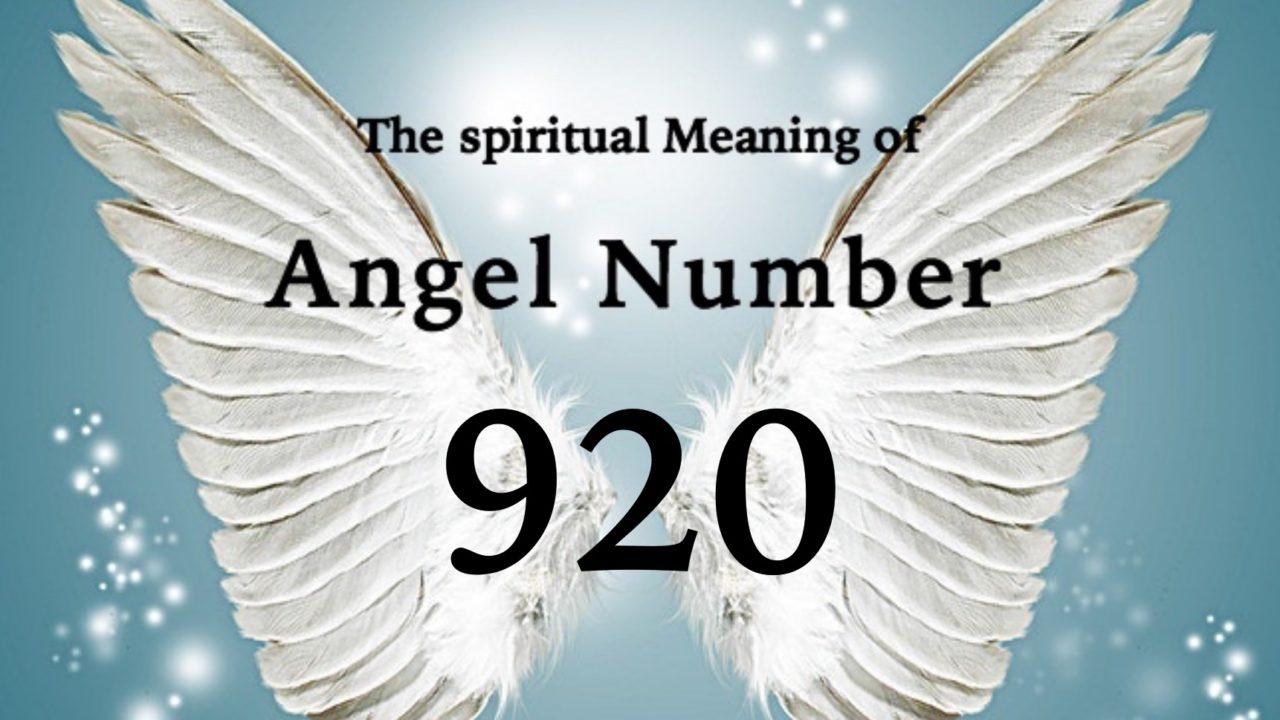 エンジェルナンバー920の数字の意味